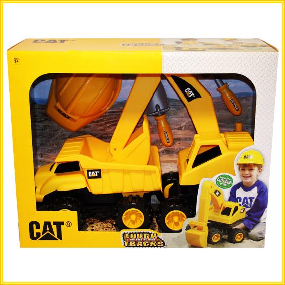Cat bagger kinderbagger