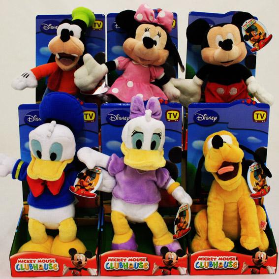 Disney Plüsch Figur | Micky Maus | Minnie | Donald | eBay