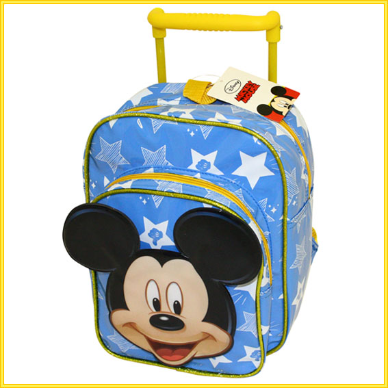 trolley mickey maus