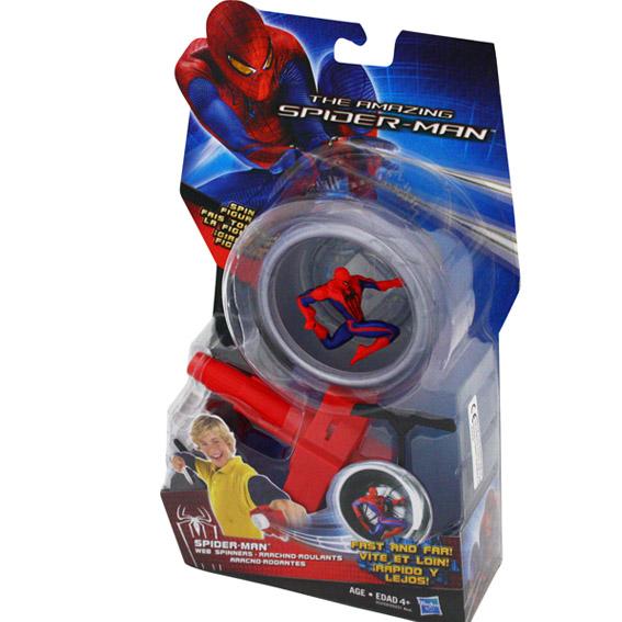 hasbro spiderman web spinners spielzeug spielset spider man spider man ebay. Black Bedroom Furniture Sets. Home Design Ideas